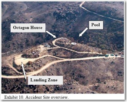 Esperanza fire Overview