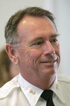 Del Walters, new CalFire Director