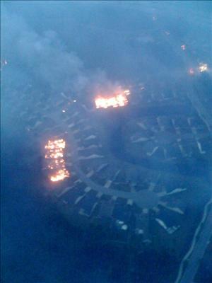 Myrtle Beach fire