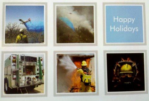 Thermo-Gel Christmas Card 2009
