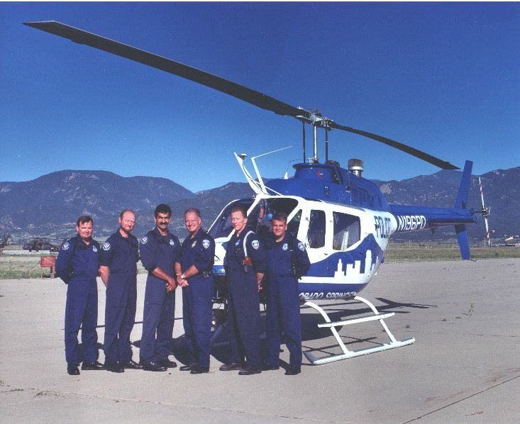 Colorado Springs helicopter