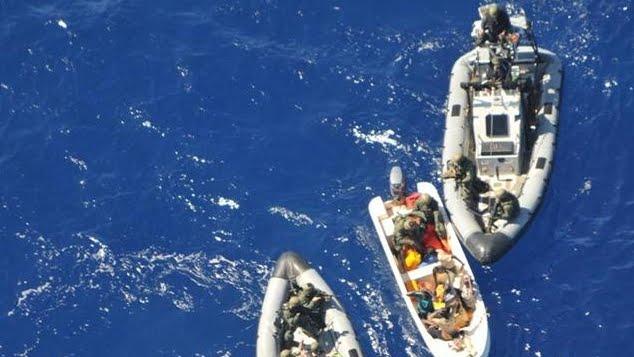 marines capture pirates