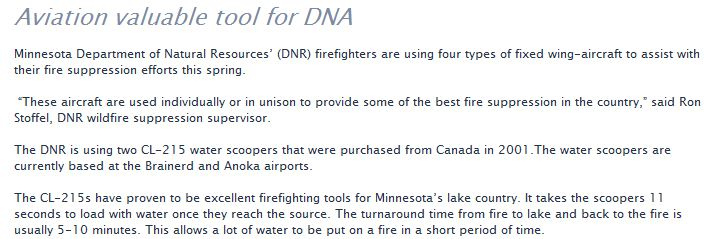 Aviation DNA