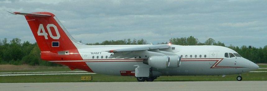 new air tanker