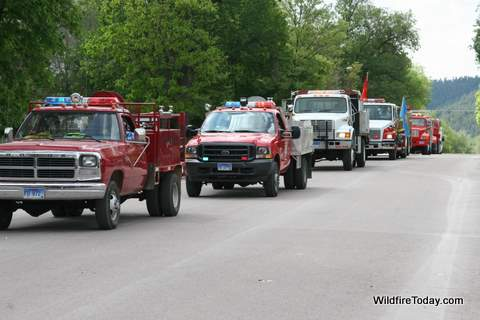 Hot Springs, SD fire department