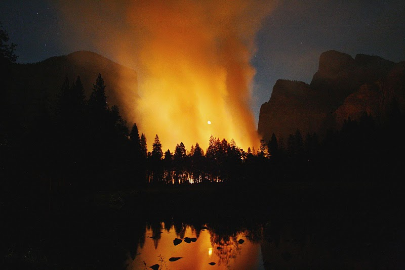 National Park Service S Fire Program Wildfire Today