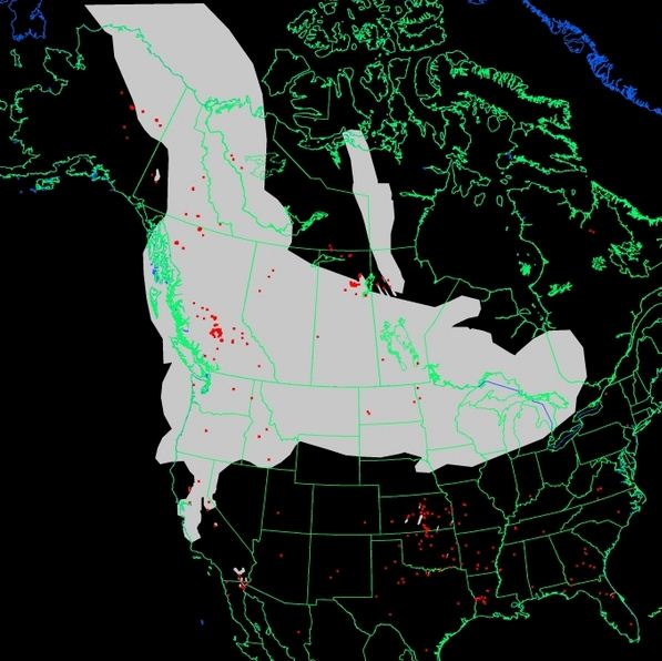 smoke map forest fires