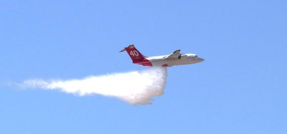 air tanker 40 BAe-146