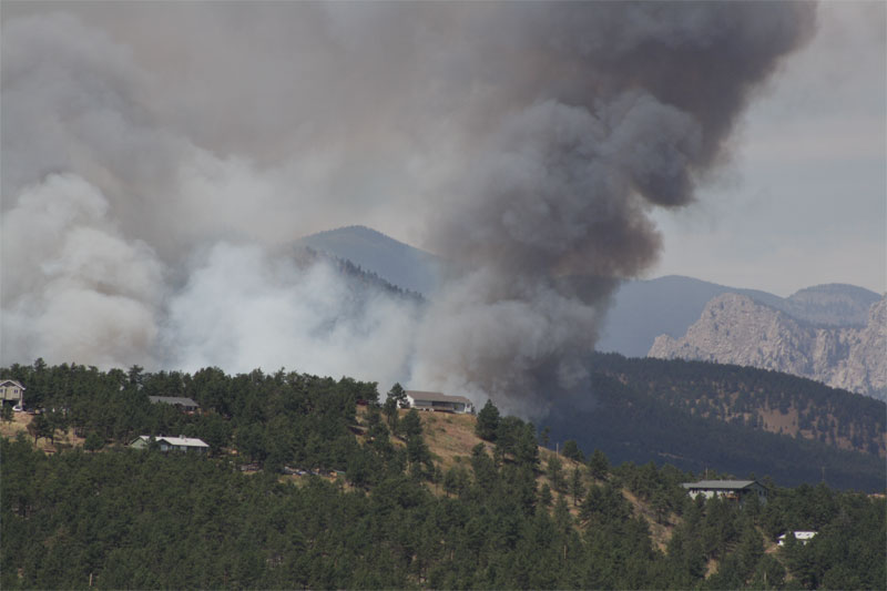 Photos of the reservoir road fire near loveland colorado - Mountain view swimming pool loveland ...