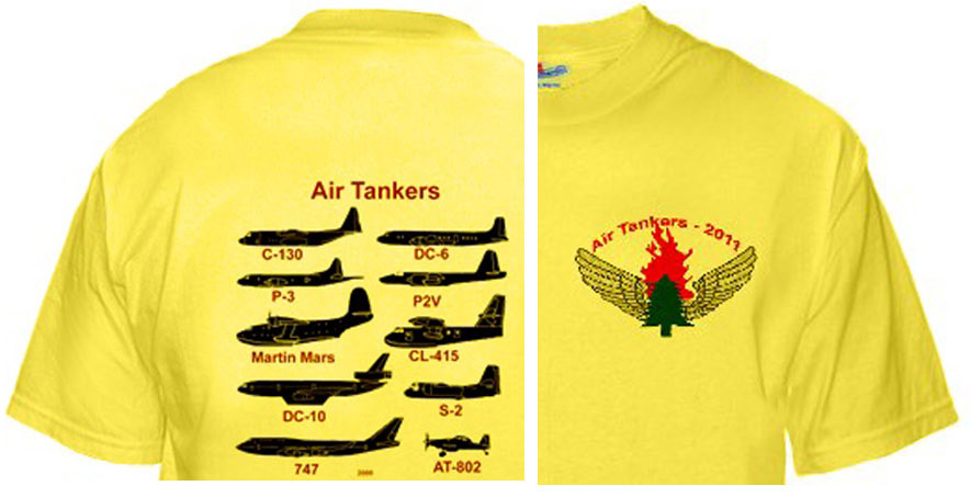 air tanker shirt