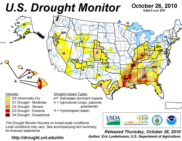 Drought_monitor_Oct_26-2010