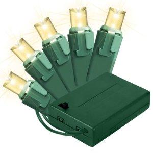 battery powered led christmas lights for camping - Battery Powered Led Christmas Lights