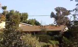 Bomb house in Escondido