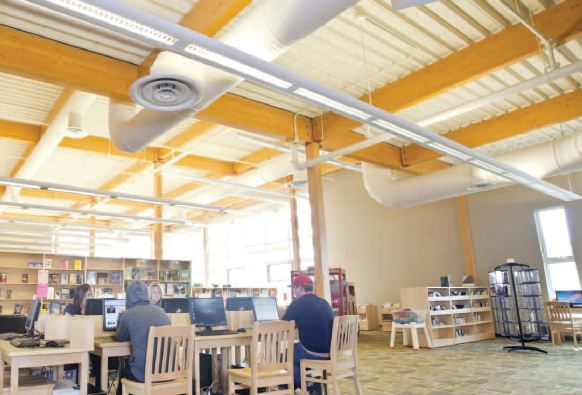 Slave Lake library