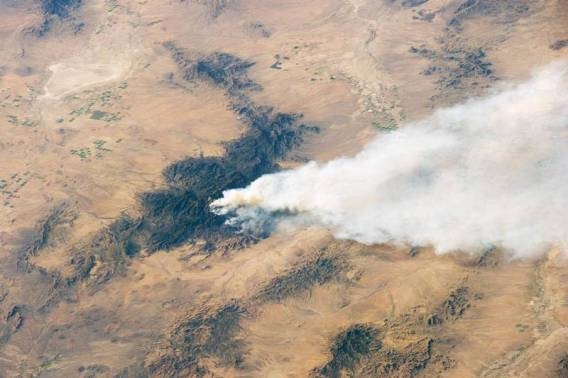 Horseshoe 2 fire becomes 5th largest wildfire in Arizona history