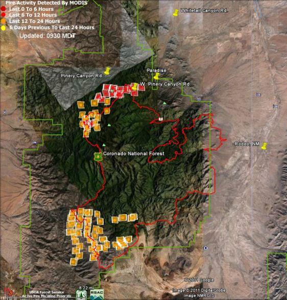 Evacuations ordered for Horseshoe 2 fire in Arizona