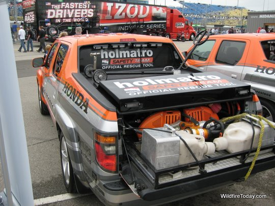 Holmatro Safety Team Truck