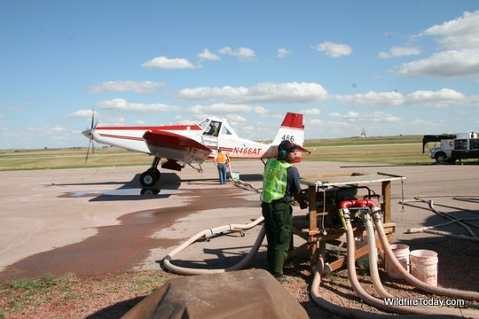 Hot Springs Single Engine Air Tanker Base