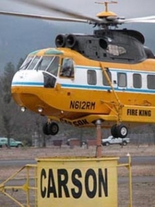 Carson helicopters