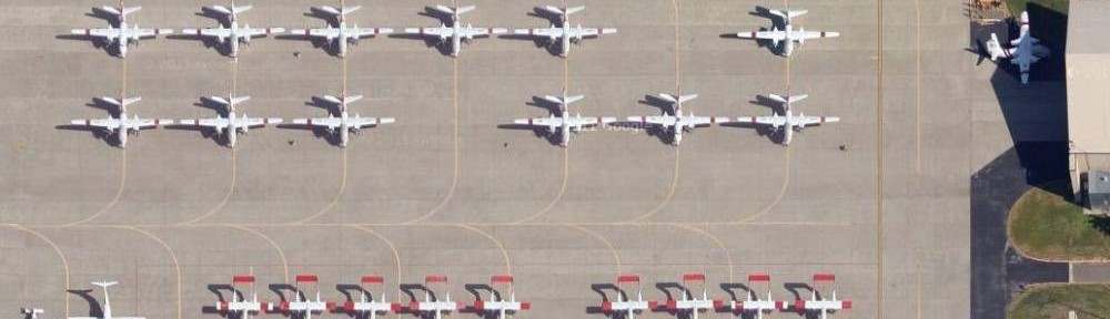 CAL FIRE air tankers and lead planes