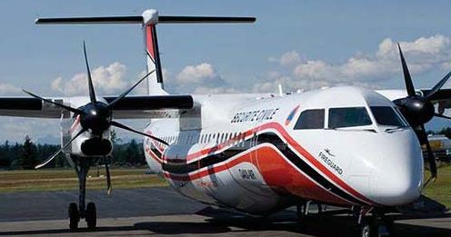 Q400 air tanker