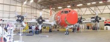 Aero Union P-3 at McClellan