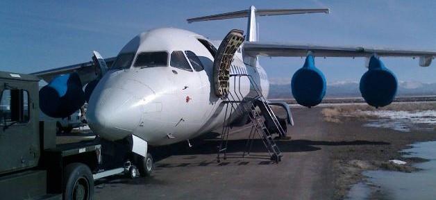 Minden BAe-146