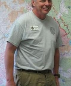 Jay Esperance named Director of Wildland Fire Suppression in SD