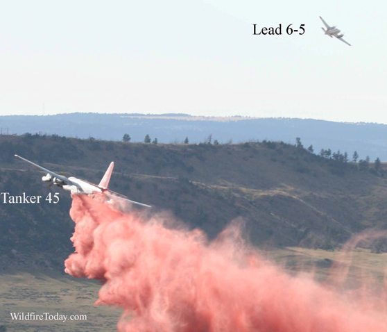 Lead 6-5 and Tanker 45
