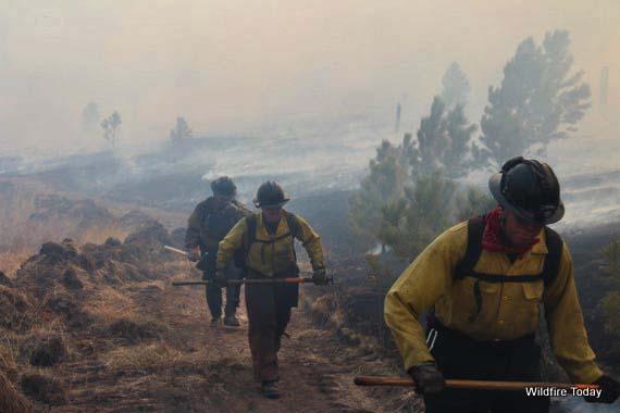 Apple Fire, Black Hills, South Dakota