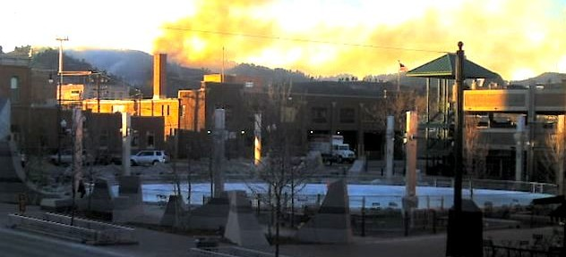 Rapid City fire, 1723, 3-9-2012