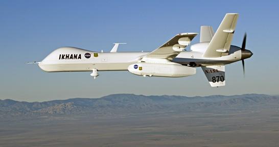 NASA's Predator B Ikhana