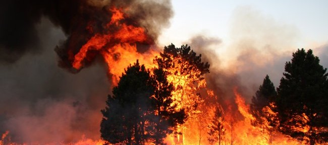 Update and photos of the White Draw fire in South Dakota
