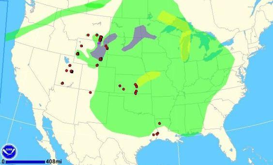 wildfire fire Smoke Map