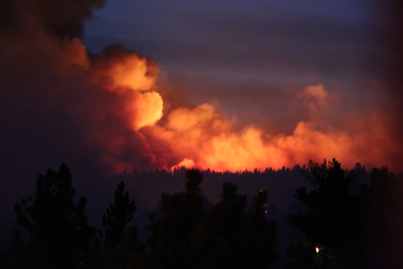 White Draw Fire June 29, 2012