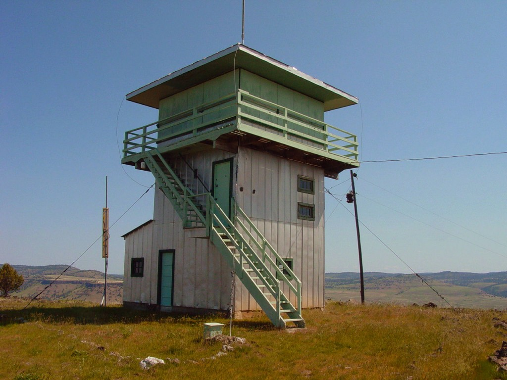 Ritter Butte Lookout