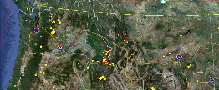 Wildfire morning briefing, September 29, 2012