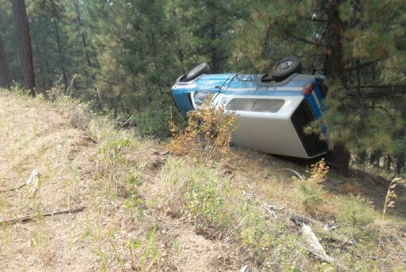 Mustang Complex Rollover