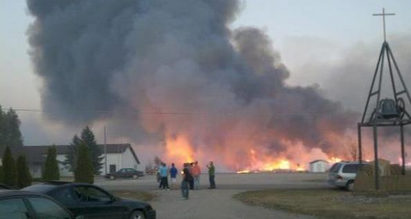 County 27 fire