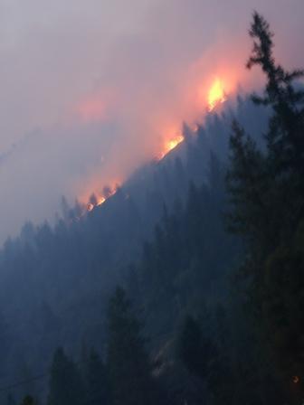 Flat Fire, July 11, 2012