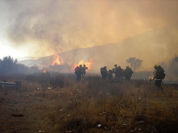Devore Fire