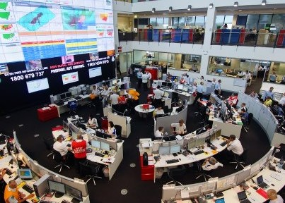 New South Wales Operations Center