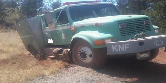 Report released on engine accident in northern California