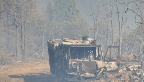 Report released for engine burnovers and entrapment on North Pass Fire