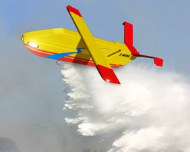 Nitrofirex UAV