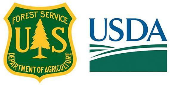 Report: USDA backing away from trashing the USFS logo