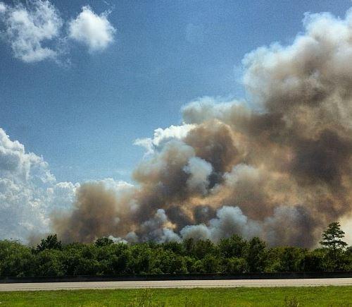 Florida fire,