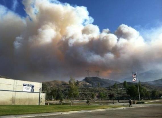 Grand Fire 5-15-2013