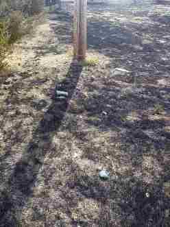 Shadehill Fire
