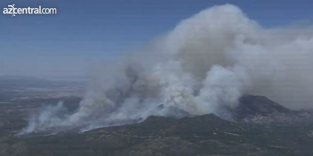 Doce Fire, 6-18-2013